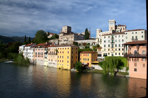 Northern italy road trip bassano del grappa this international life - Cucine bassano del grappa ...