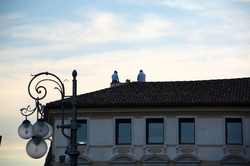 Rooftop aperitivi in Bassano del Grappa
