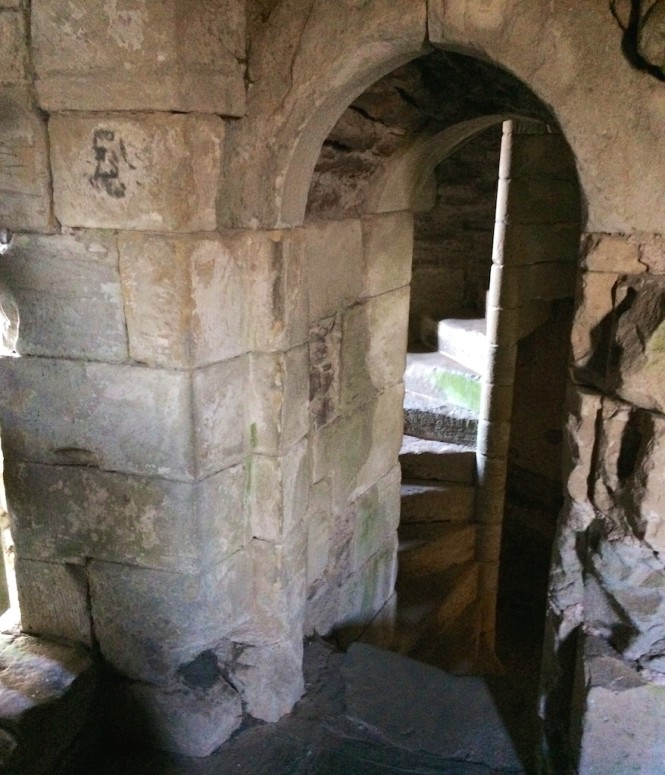 Scotland: In Search Of The Holy Grail At Doune Castle
