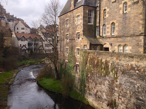 Edinburgh Dean Village