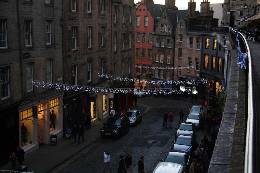 Edinburgh Christmas 1