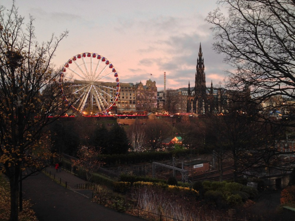 Edinburgh Christmas 2