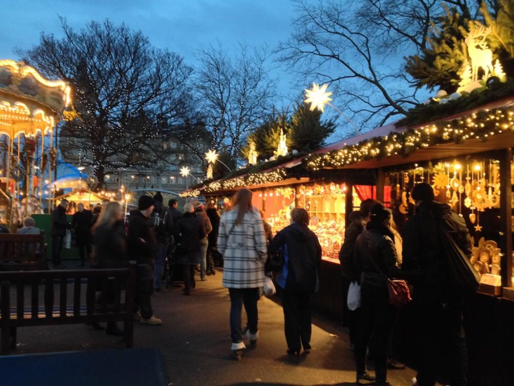 Edinburgh Christmas 7