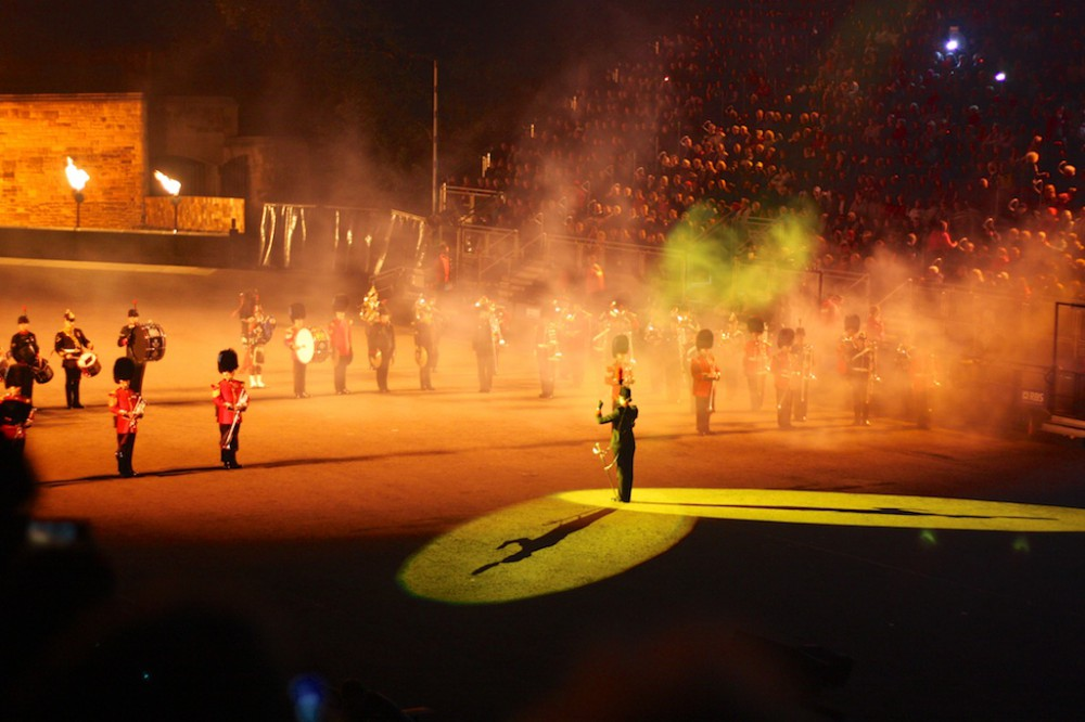 EdinburghMilitaryTattoo 1