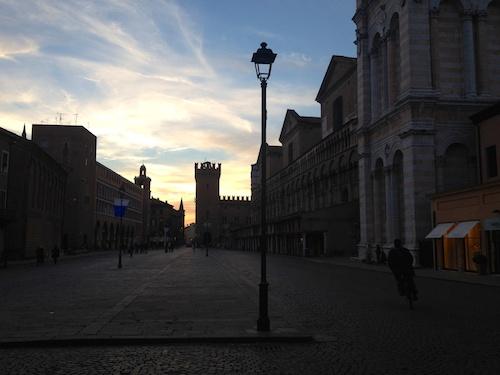 arrivederci Ferrara
