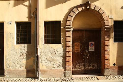 Ferrara doorway