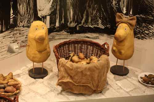Potato Museum Munich