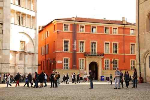 Palazzo dalla Rosa Prati, our hotel