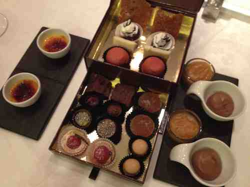 a closer look at the desserty jewel box