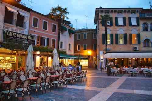 evening in Sirmione