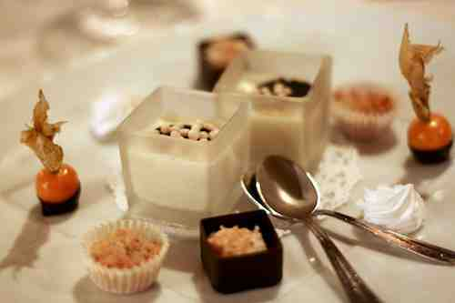 the little desserts for after your dessert