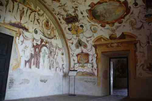 Torrechiara frescos