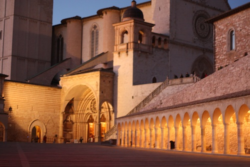 Basilica of St Francis, Assisi