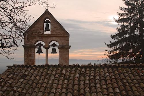 Assisi in December