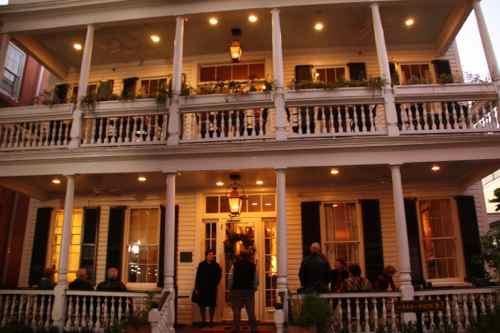porches are big in Charleston