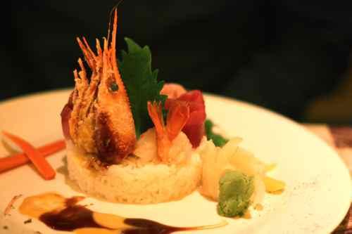 dinner Hane Sushi