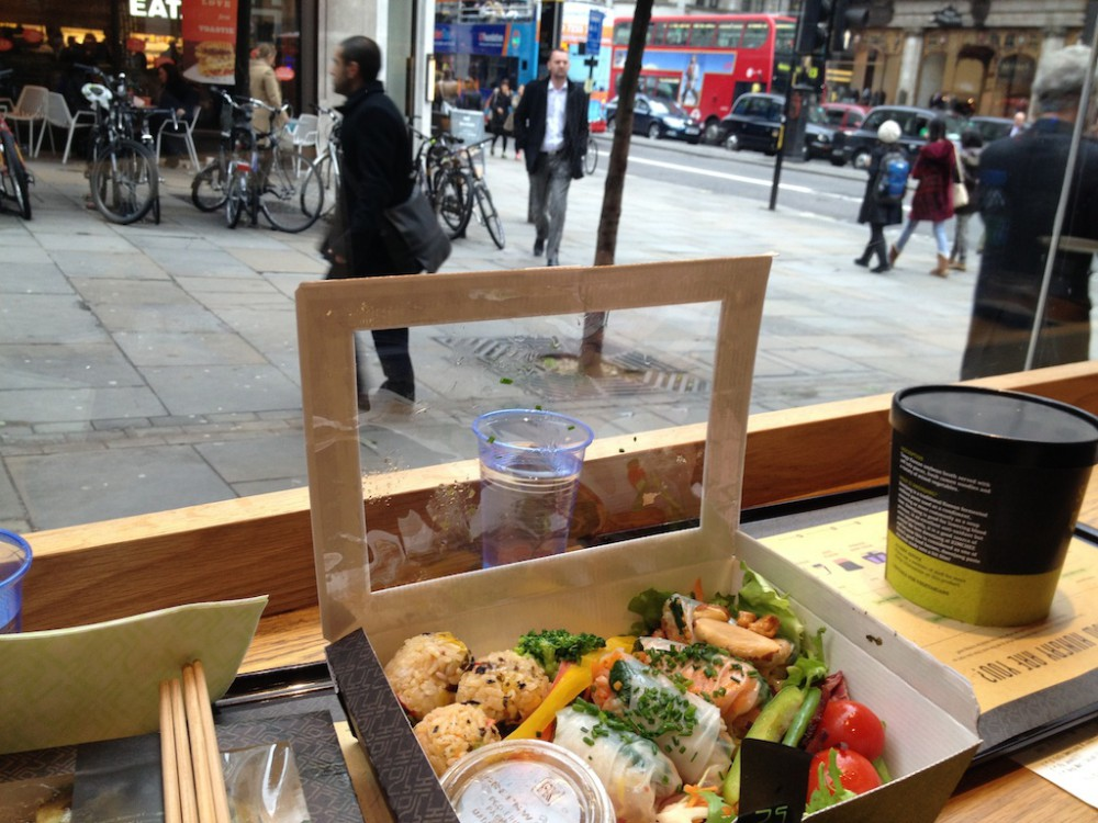 Leon: London's Healthy Fast Food