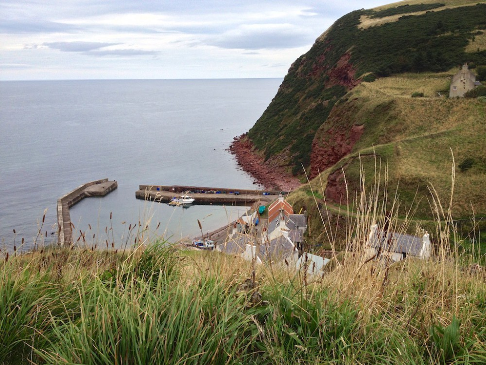 Eastern Scotland: lighthouses and small coastal towns | This